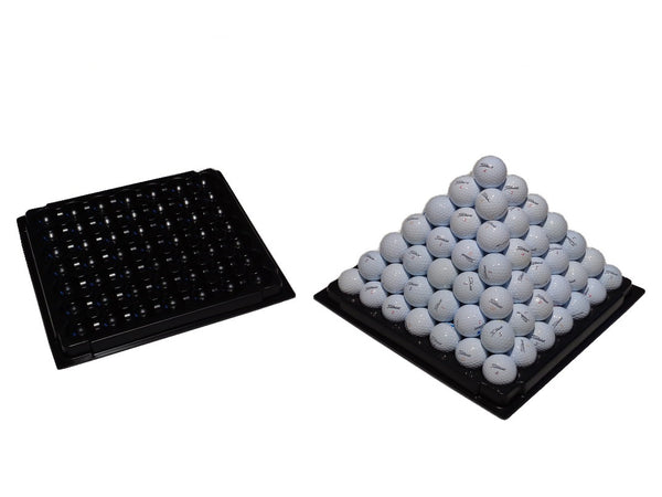 Pyramid Stacker Trays