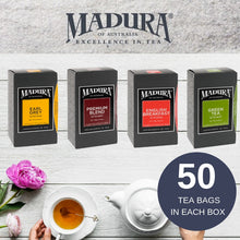 Premium Blend 50 Tea Bags (Not Individually Sealed) - Free Shipping