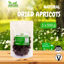 ☆ Value Pack ☆ Dried Natural Apricots [500g]