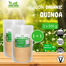 ☆ Value Pack ☆ Organic Quinoa [500g]