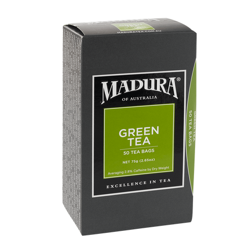 Green Tea 50 Tea Bags (Not Individually Sealed) - Free Shipping