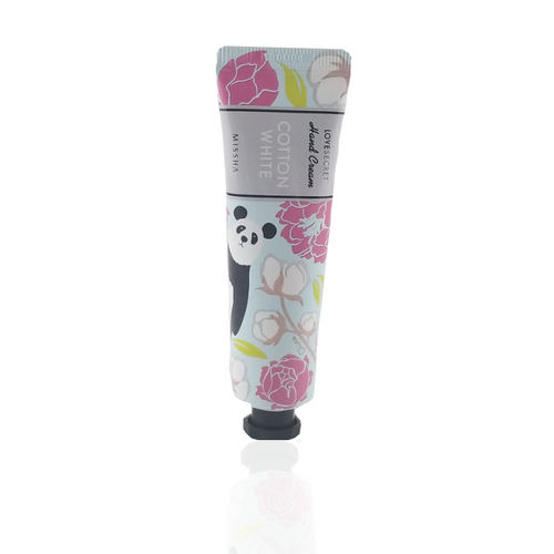 Love Secret Hand Cream: Cotton White