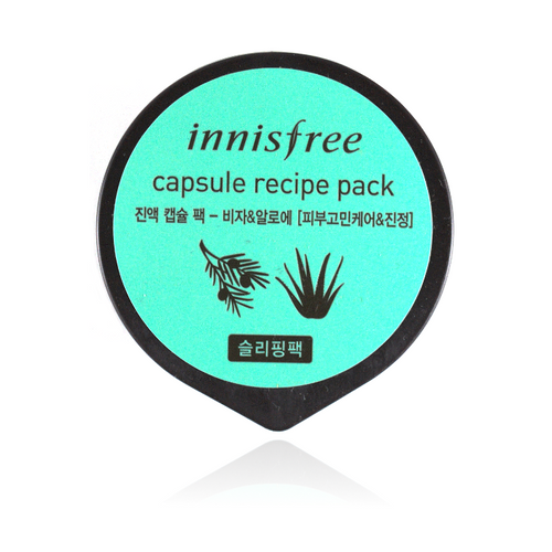Capsule Recipe Pack Bija & Aloe