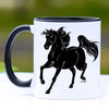 Arabian Horse Coffee Mug - 11 oz, Presence