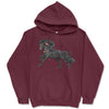 Fancy Friesian - Hooded Sweatshirt