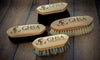Personalized Custom Horse Grooming Brush Set