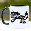 Gypsy Romp Horse Coffee Mug - 11 oz