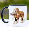 Gypsy Spice and Everything Nice Gypsy Horse Coffee Mug - 11 oz