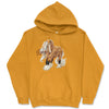 Gypsy Spice & Everything Nice - Fall Gypsy Horse Hooded Sweatshirt