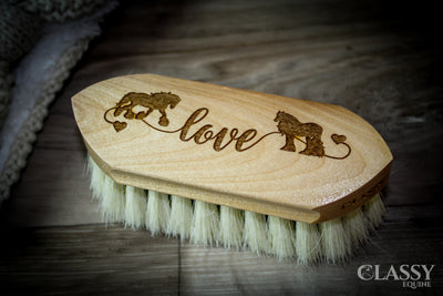 Dual Fiber Dandy Brush - Gypsy Love