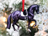 Dressage Horse Ornaments - Black Sport Horse