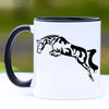 Hunter Jumper Sport Horse Coffee Mug - 11 oz