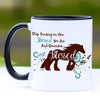 Gypsy Horse Mug - Remember How Blessed