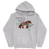 Remember How Blessed You Are, Hooded Sweatshirt