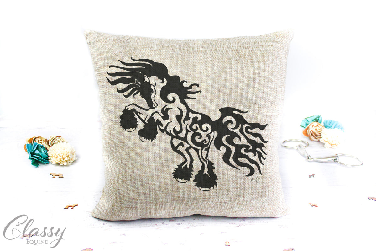 Pillow Cover - Gypsy At Play