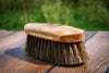 Personalized 100% Horsehair Grooming Brush