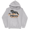 Happy Halloween BOO-tiful Gypsy Horse, Hooded Sweatshirt