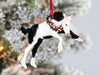 Gypsy Vanner Horse Christmas Ornament - Gypsy Foal IV