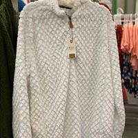 Simply Southern Fuzzy Pullover