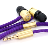 Double Tap R1 & R1M Headphones - Acid Purple