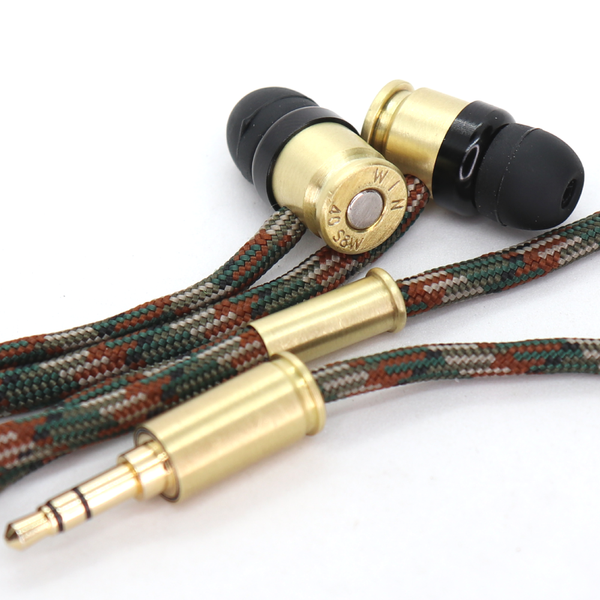 Double Tap R1 & R1M Headphones - Woodland Camo