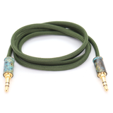 Double Tap Auxiliary Cable - Olive Drab