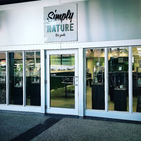 #simplynaturebiogoods #thefalls #showroom #miami #pinecrest
