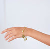 Real Leaves in Gold, Eco friendly jewelry, Ecobrand