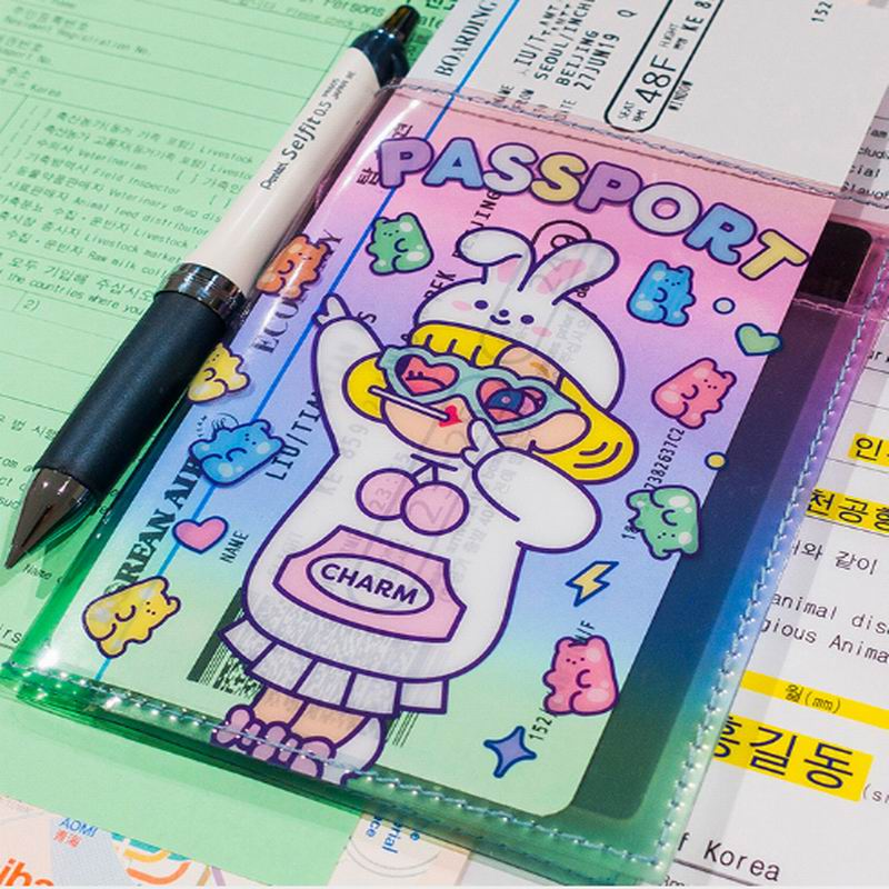 Kawaii Passport Holder