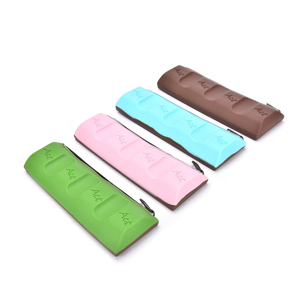Chocolate Bar Pencil Case