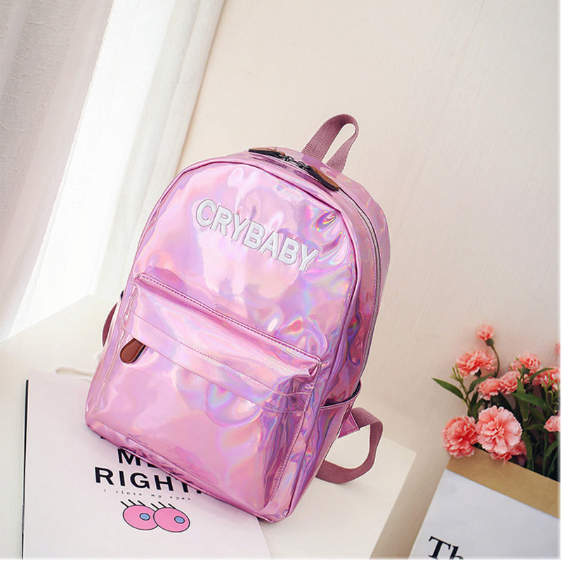 Holographic Crybaby Backpack™