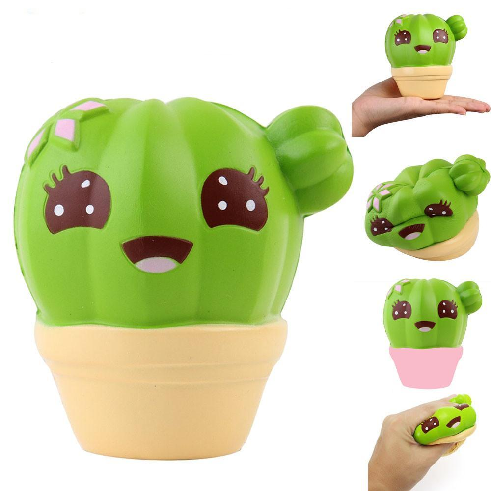Kawaii Cactus Squishy