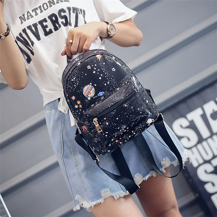 Black Galaxy backpack