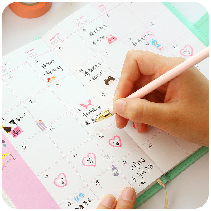 Creative Weekly Planner