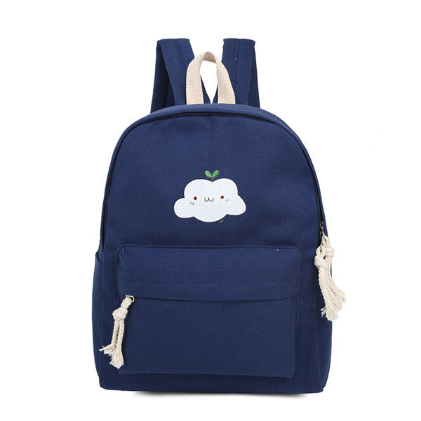 Cute Cloud Backpack