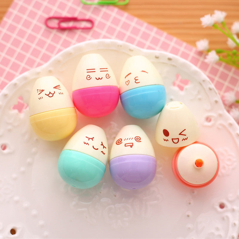 6 Pack - Mini Egg Highlighter