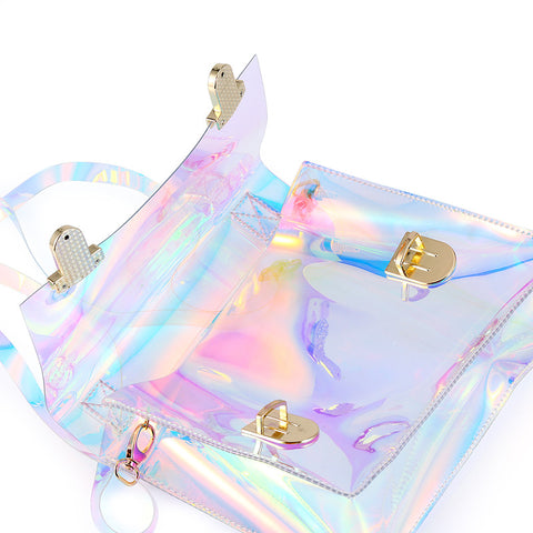 Clear Hologram Bag