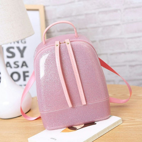 Cute  Shimmer Backpack