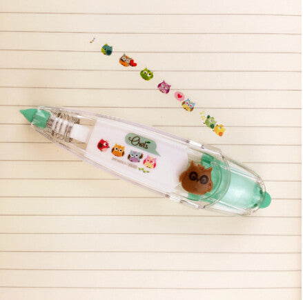 Decorative sticker applicator -  Cute Illustrations