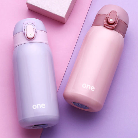 Pastel Color Thermos Bottle