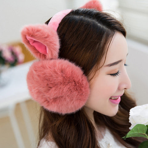 Kawaii Earmuffs
