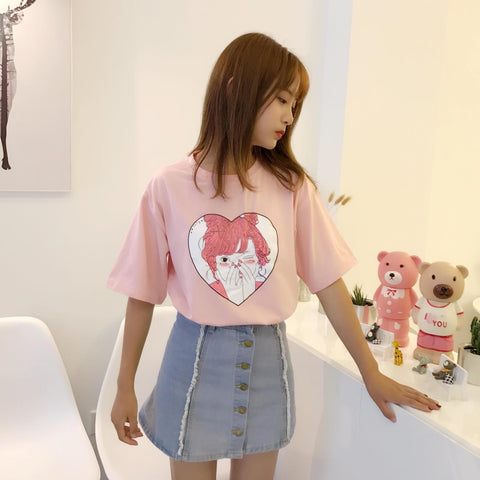 Kawaii Girl Tee