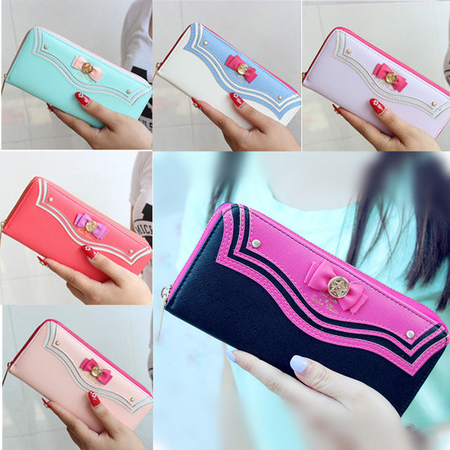 Sailor Moon Bow Wallet