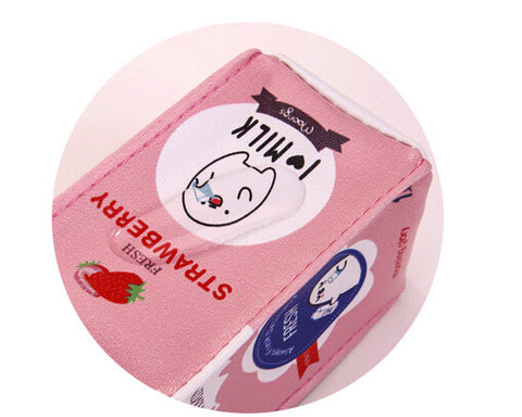 e1ad16422ddca Kawaii Morning Milk Pencil Case Kawaii Morning Milk Pencil Case