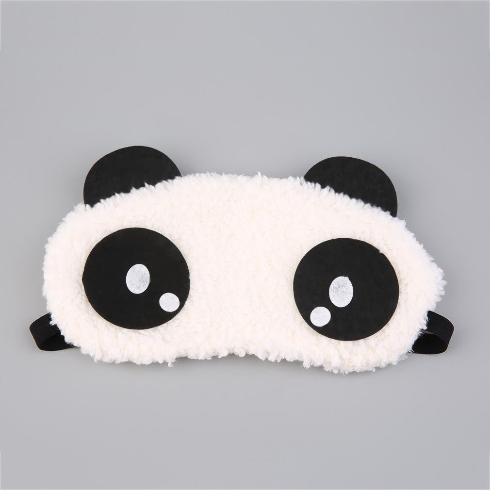 Cute Panda Sleeping Mask