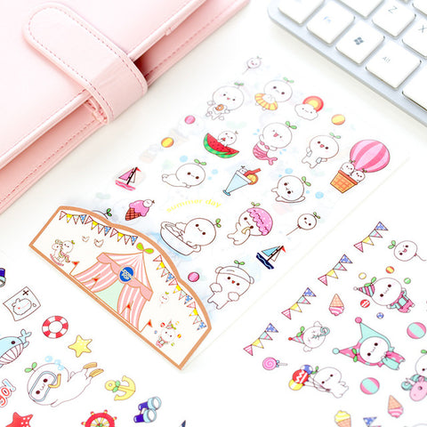 Cute Kawaii Sticker Notes