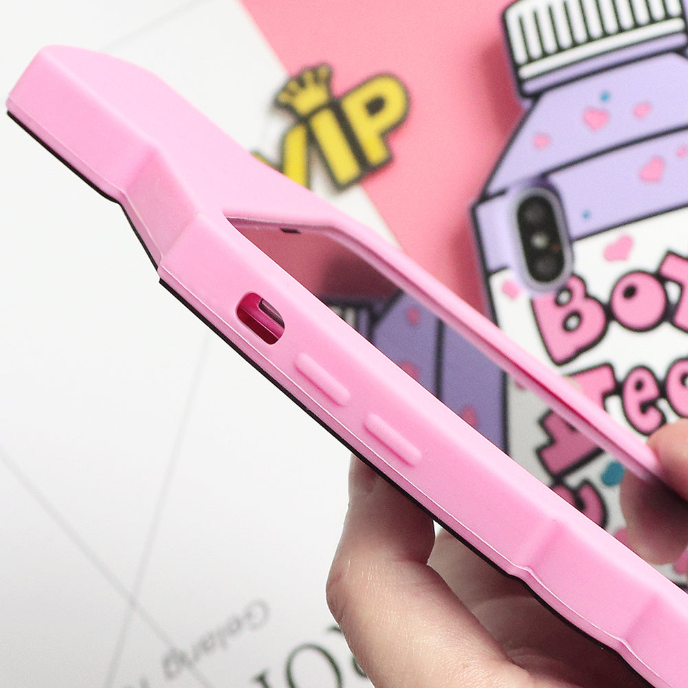 Boys Tears 3D Bottle iPhone Case