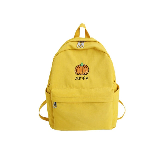 Pumpkin Backpack