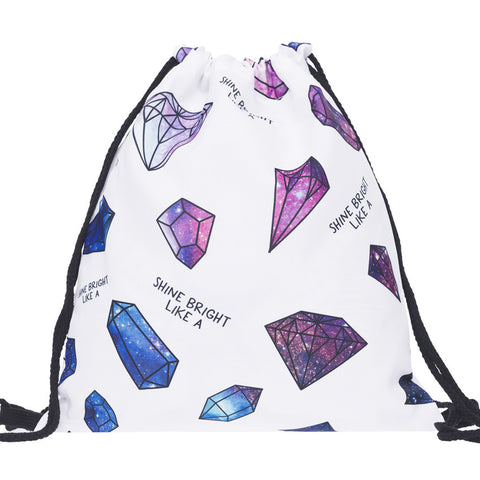 Diamond Galaxy Bag