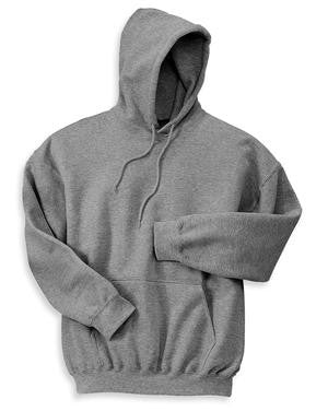 12500 Gildan Hooded 9.3oz Sweatshirt
